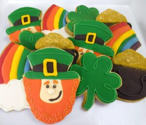 St Paddy's Day